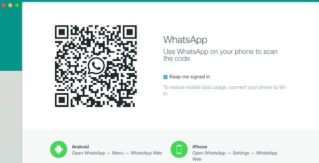 How to Use WhatsApp on Macbook