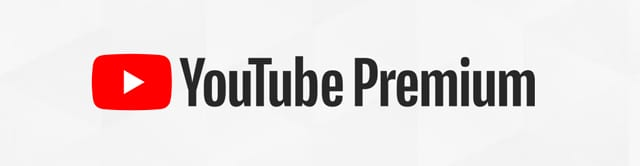 you tube premium logo