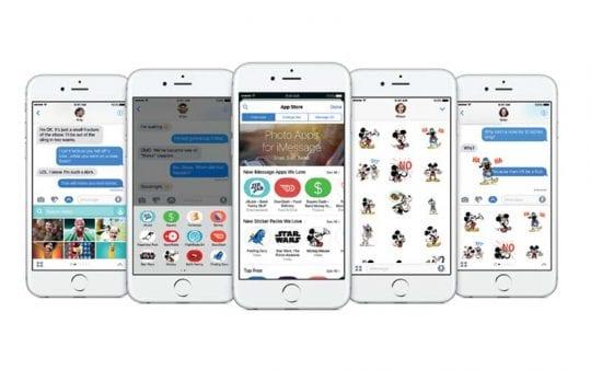 iOS 10 iMessage