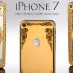 iPhone 7 Luxury Model with 256GB. Anybody?