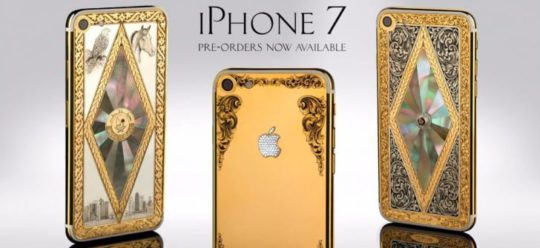 iPhone 7 Luxury Model