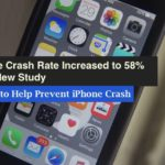 iPhone Crash Rates Increased to 58% in Second Quarter