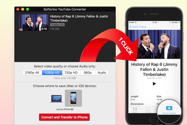 How-To Download and Save YouTube Videos to iPhone