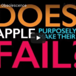 Dear Tim Cook, will you tackle Planned Obsolescence?