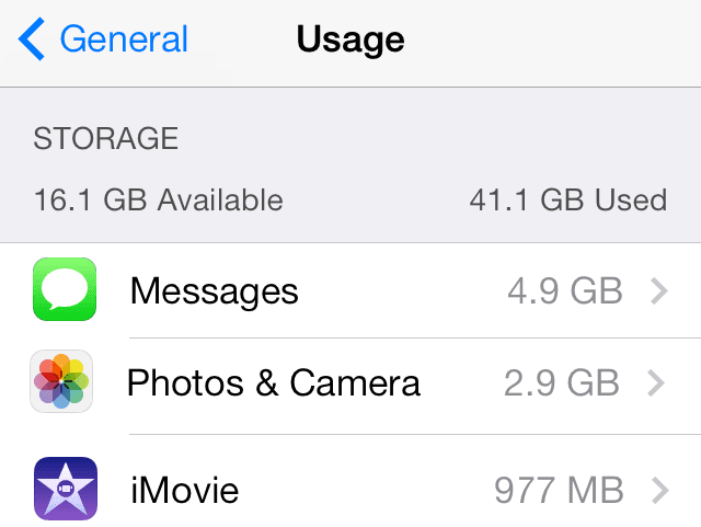 iPhone Storage Full? Tips Managing iOS10 iMessage Data