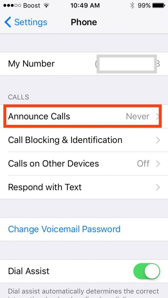 iOS 10 Announce Call Feature, how-To