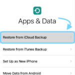 How-To Restore Your iPhone From iCloud