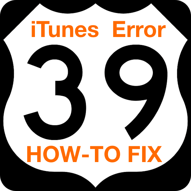 itunes-error-39-how-to-fix