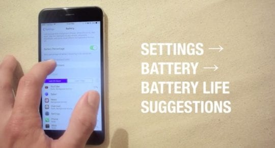 iOS 10 Battery Life Suggestion, Slow iPhone and battery Issues with iOS 10