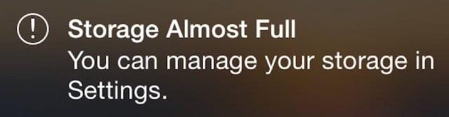 iPhone Storage Full? Tips Managing iOS10 iMessage Data