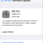 iOS 10.1 Released Today, Should You Upgrade?