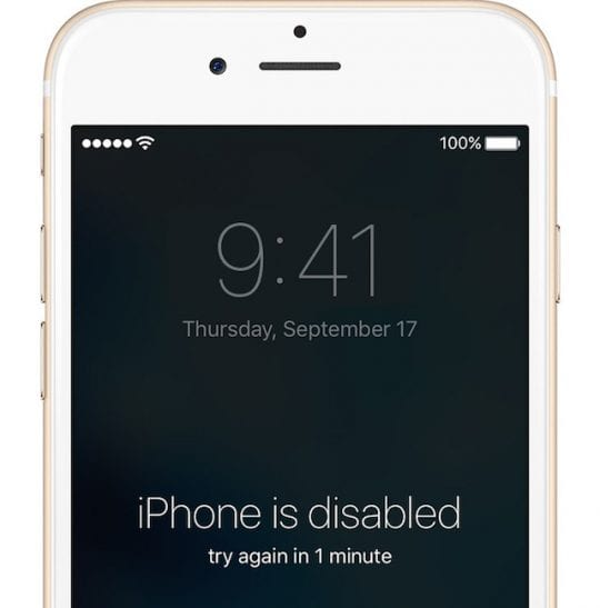 iPhone Passcode Required After iOS Update, Fix