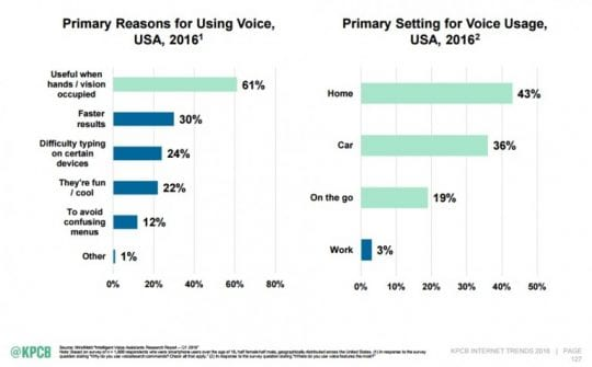 Voice Usage