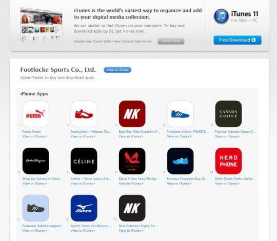 App Store Scam
