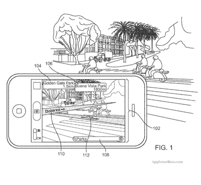 Apple and Augmented reality Maps