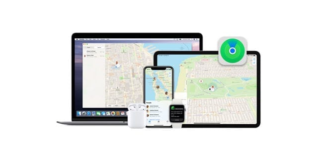 Apple's Find My Services