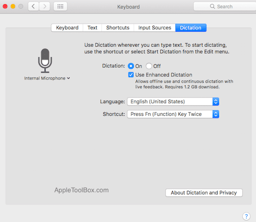 How to Use hey Siri on macOS Sierra