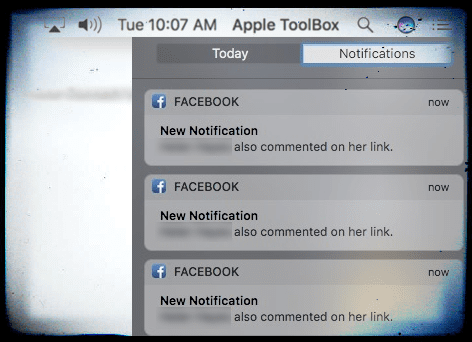Post directly to Facebook from many Mac apps