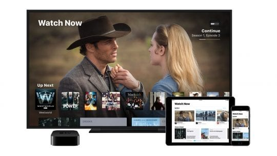 The new Apple TV App