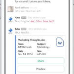 AOL brings Alto Mail Integration to Slack and Amazon Alexa