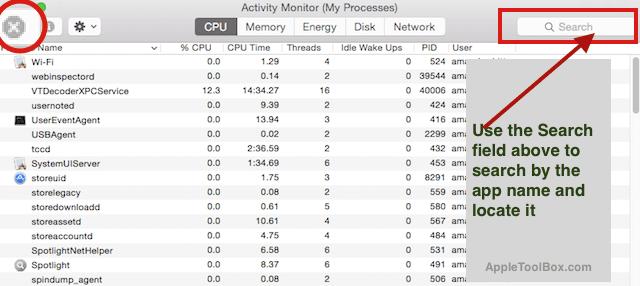 MacBook Apps Crashing, how-To Fix