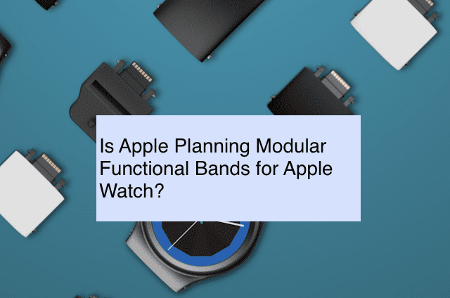 Apple Watch Modular Bands