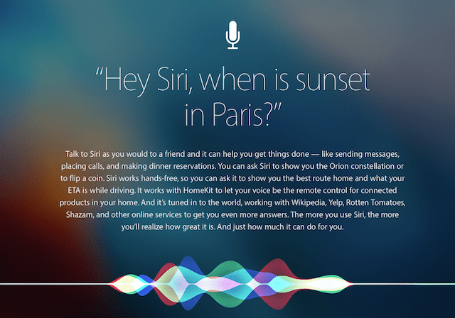 Siri Accuracy and Latency