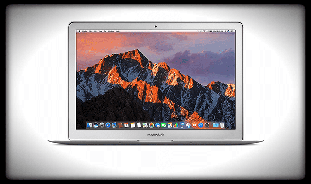 How to restore a apple macbook air