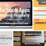 MacBook Apps Crashing, How-To Fix