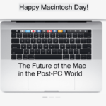 The Future of the Mac in the Post-PC World