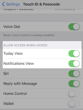 How to Setup and use Notifications on iPhone