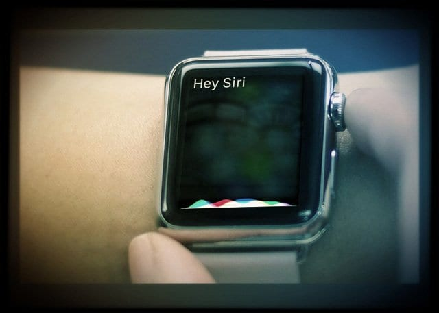 Siri Not Working on Apple Watch, How-To