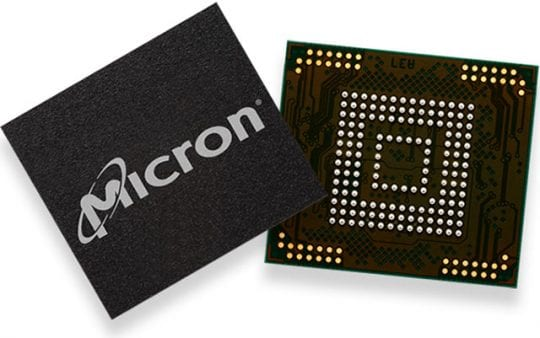 Micron Technology Plans New NAND Facility in Taiwan