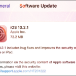 Apple iOS 10.2.1 Problems: Touch ID, Bluetooth, Contacts, Battery Drain, Grayscale Images