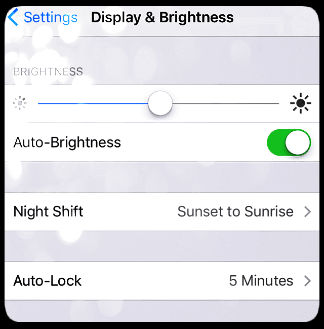 Is Your iPhone Display Too Dim, Yellow, or Dark? Tips for iPhone Display Problems