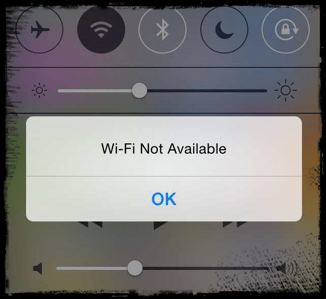 WiFi Dropping Out or Not Available After iOS Update, How-To