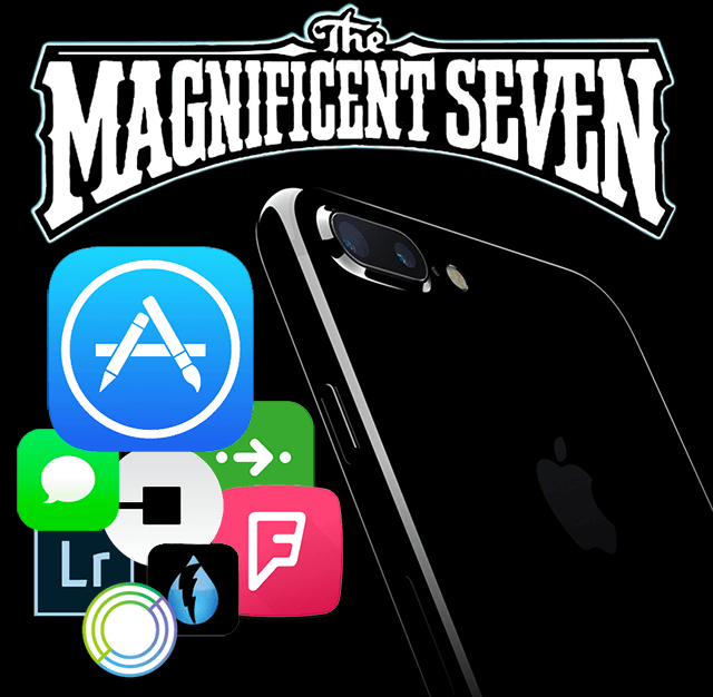 Got a new iPhone 7? Check these 7 iPhone Apps Out