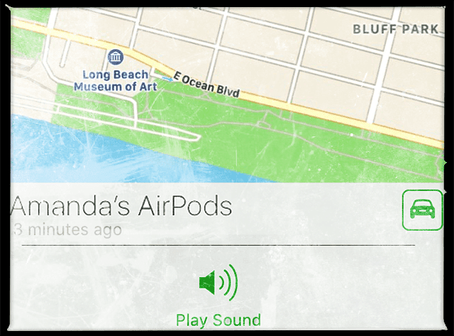 Finding Your Lost AirPods: iOS 10.3's New 'Find My AirPods' Feature