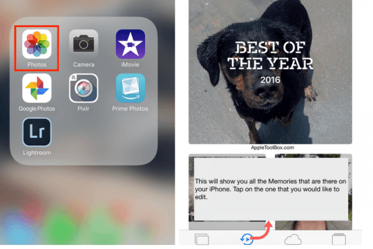 How to Change Music for Memories on iPhone