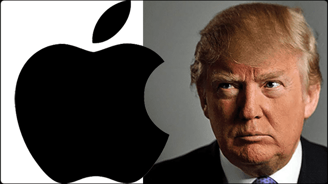 Trump vs Apple: Why The Donald Doesn't Stand A Chance