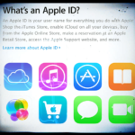 How to create an Apple ID without a credit card?