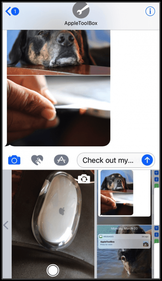 How to Save Your iMessage Images as Photos on Your iPhone