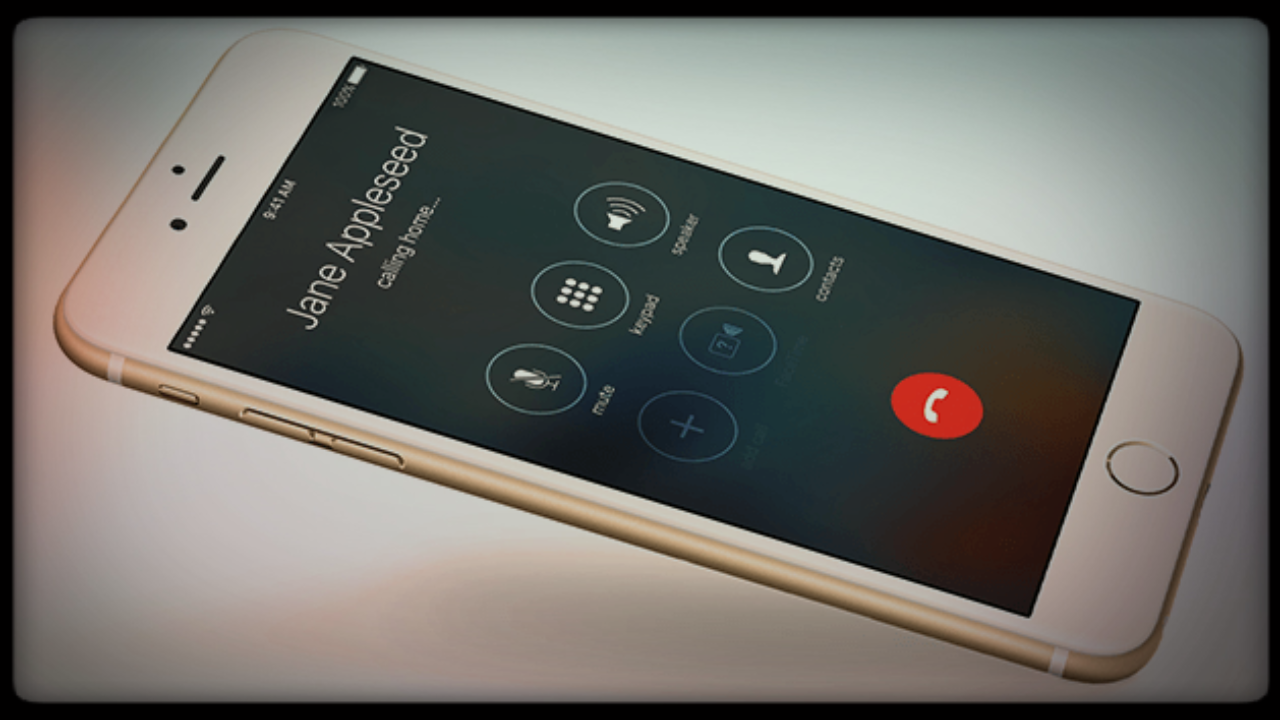 Straight phone to voicemail went iPhone Calls