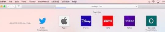 Safari Not Working on Public Wi-Fi