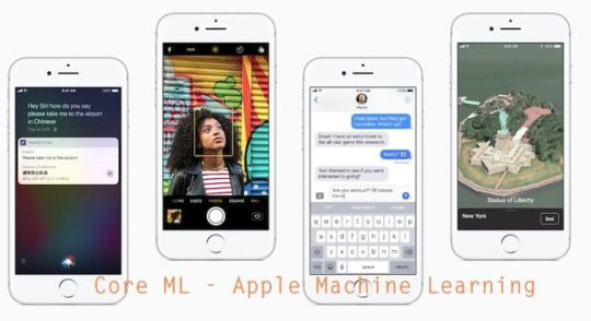 Apple Machine Learning