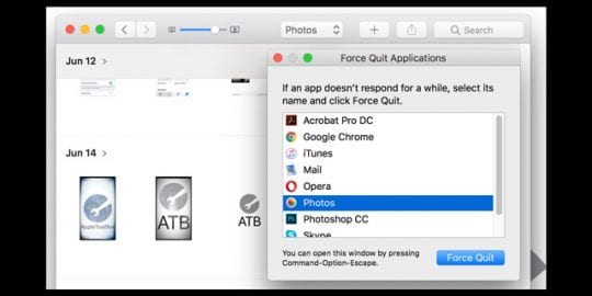 """Cannot Close Photos Library? Stuck on """"Closing the Library"""" Message? How-To Fix"""