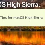 5 Safari Tips for macOS High Sierra