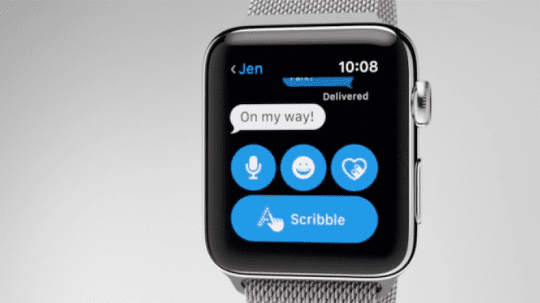 Improvements to Apple Watch Notifications