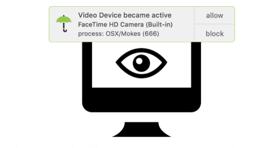 Disable built-in camera on your MacBook