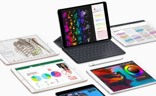 A first look at Apple's new iPad Lineup